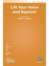 Lift Your Voice and Rejoice! - Choral