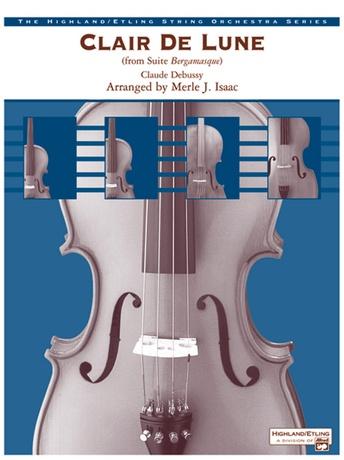Clair de lune - String Orchestra