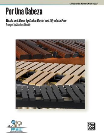 Por Una Cabeza - Percussion Ensemble