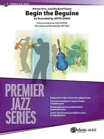 Begin the Beguine: Jeff Hest | Jazz Ensemble Sheet Music