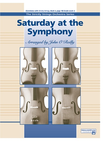 Saturday at the Symphony - String Orchestra