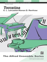 Toccatina - Piano Duo (2 Pianos, 4 Hands) - Piano Duets & Four Hands