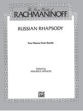 Russian Rhapsody - Piano Duo (2 Pianos, 4 Hands) - Piano Duets & Four Hands