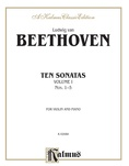 Beethoven: Ten Violin Sonatas, Volume I (Nos. 1-5) - String Instruments