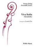 Viva Italia (Tarentella) - String Orchestra