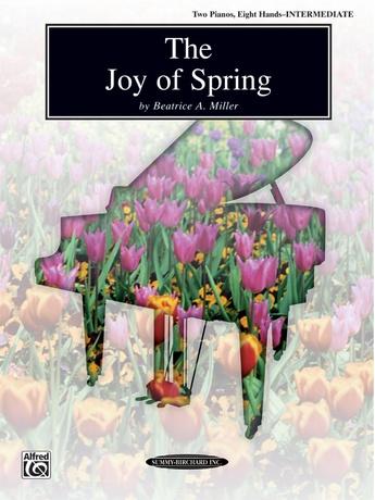 The Joy of Spring - Piano Quartet (2 Pianos, 8 Hands) - Piano