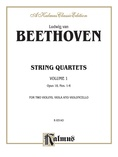 Beethoven: String Quartets, Volume I, Op. 18 (Nos. 1-6) - String Quartet