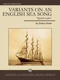 Variants on an English Sea Song - Concert Band