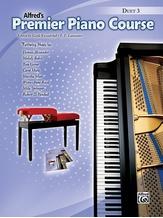 Premier Piano Course, Duet 3 - Piano Duets & Four Hands