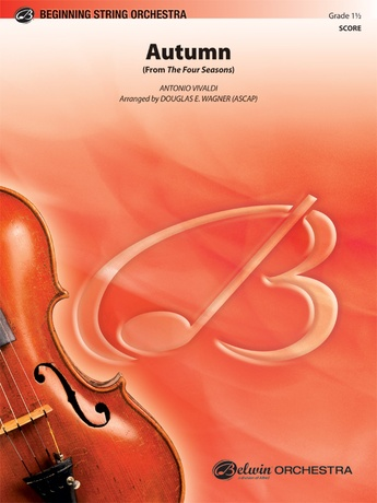 Autumn (from The Four Seasons) - String Orchestra