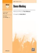 Dance Monkey - Choral