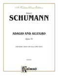 Schumann: Adagio and Allegro, Op. 70 - Brass