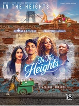 96,000 (Music from the Original Motion Picture Soundtrack, <i>In The Heights</i>) - Piano/Vocal/Guitar