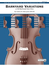 Barnyard Variations - String Orchestra