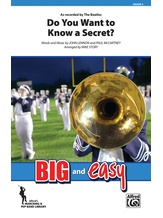 Do You Want to Know a Secret? - Marching Band