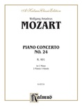 Mozart: Piano Concerto No. 24 in C Minor, K. 491 - Piano Duets & Four Hands