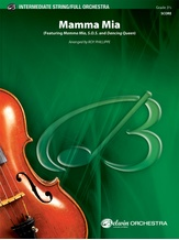 Mamma Mia, Selections from - Full Orchestra