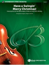 Have a Swingin' Merry Christmas - String Orchestra