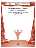 Little Drummer Dudes! - Concert Band