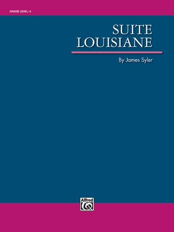 Suite Louisiane - Concert Band