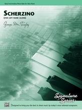 Scherzino (for left hand alone) - Piano Solo - Piano