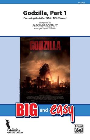 Godzilla, Part 1 - Marching Band