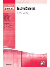 Festival Sanctus - Choral
