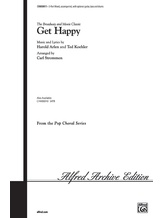 Get Happy (The Broadway Classic) - Choral