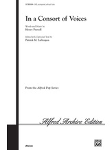In a Consort of Voices - Choral