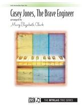 Casey Jones - Piano Trio (1 Piano, 6 Hands) - Piano