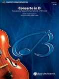 Concerto in D - String Orchestra