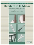 Overture in D minor (Concerto Grosso) - Full Orchestra
