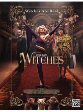 Witches Are Real (from <i>The Witches</i>) - Piano
