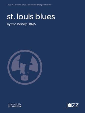 St  Louis Blues: E-flat Alto Saxophone: W  C  Handy | Jazz Ensemble