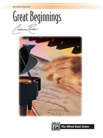 Great Beginnings - Piano Duet (1 Piano, 4 Hands) - Piano Duets & Four Hands