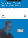 Such Sweet Thunder (from Such Sweet Thunder) - Jazz Ensemble
