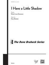 I Have a Little Shadow - Choral
