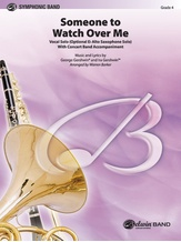 Someone to Watch Over Me - Concert Band