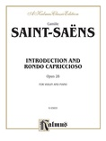 Saint-Saëns: Introduction and Rondo Capriccioso, Op. 28 - String Instruments