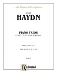 Haydn: Piano Trios, Volume III (Nos. 13-17) - String Ensemble