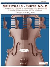 Spirituals Suite, No. 2 - String Orchestra