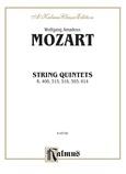 String Quintets, K. 406, 515, 516, 593, 614 - String Quintet