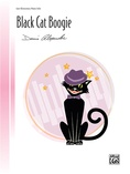 Black Cat Boogie - Piano
