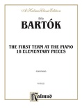 Bartók: The First Term - Piano