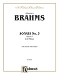 Brahms: Sonata in D Minor, Op. 108 - String Instruments