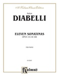 Cramer: Eleven Sontinas - Piano