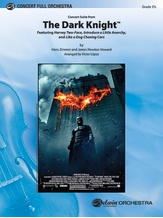 The Dark Knight, Concert Suite from - Full Orchestra