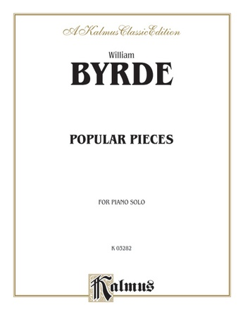 Byrd: Compositions - Piano