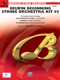 Belwin Beginning String Orchestra Kit #3 - String Orchestra