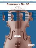 Symphony No. 38 - String Orchestra